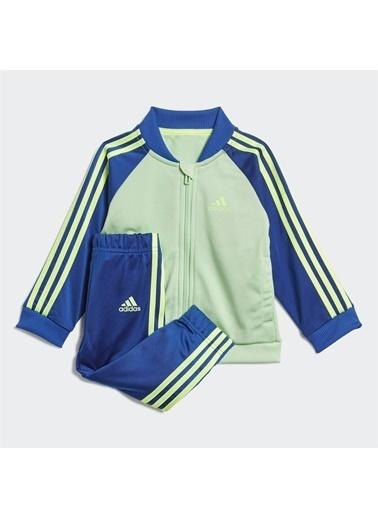 adidas Adidas Gd6174 I 3S Ts Tric Çocuk Eşofman Takımı Mavi